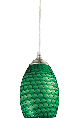 Zlite 1 Light Mini Pendant - C161-131G-BN