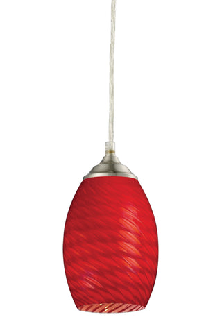 Zlite 1 Light Mini Pendant - C161-131R-BN