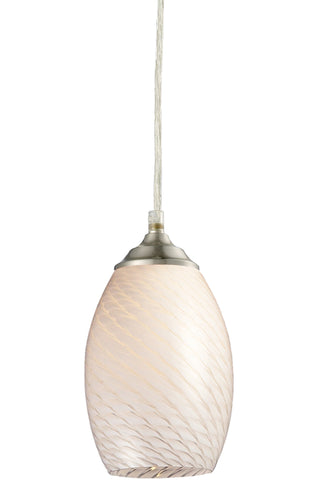 Zlite 1 Light Mini Pendant - C161-131W-BN