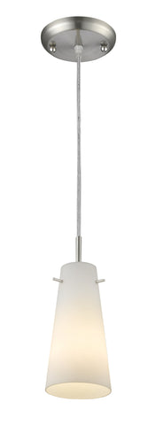 Zlite 1 Light Mini Pendant - C161-133MP-BN