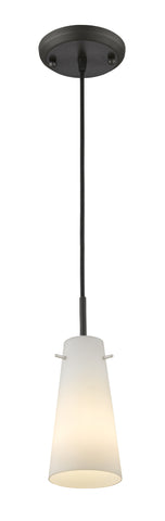Zlite 1 Light Mini Pendant - C161-133MP-BRZ