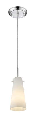 Zlite 1 Light Mini Pendant - C161-133MP-CH
