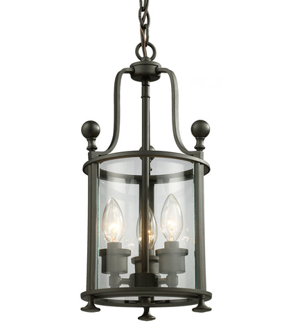Zlite 3 Light Pendant - C161-135-3