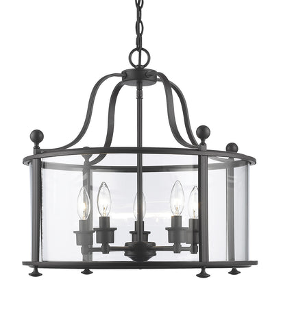 Zlite 5 Light Pendant - C161-135-5