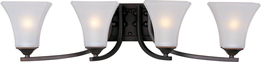 Aurora 4-Light Bath Vanity Oil Rubbed Bronze - C157-20101FTOI