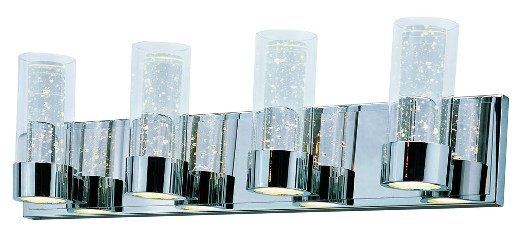 Sync LED 4-Light Vanity Polished Chrome - C157-20904CLPC