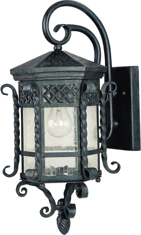 Scottsdale 1-Light Outdoor Wall Lantern Country Forge - C157-30123CDCF