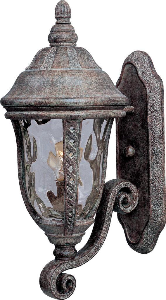 Whittier Cast 1-Light Outdoor Wall Lantern Earth Tone - C157-3106WGET