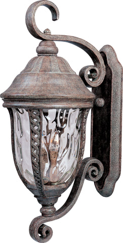 Whittier Cast 3-Light Outdoor Wall Lantern Earth Tone - C157-3109WGET