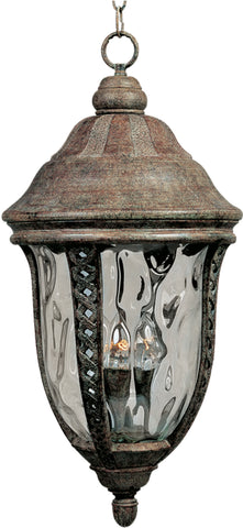 Whittier Cast 3-Light Outdoor Hanging Lantern Earth Tone - C157-3111WGET