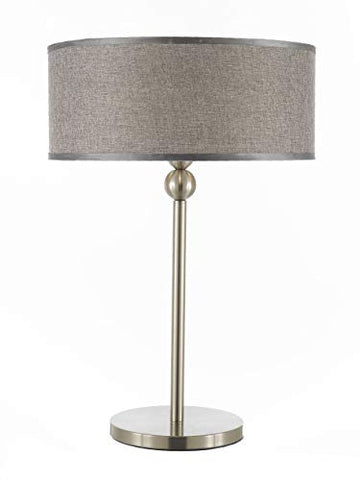 Contemporary Stewart 3 Light Table Lamp Silver Desk Lamp Bedside Lamp - T204-220/3 LAMP