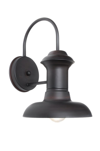 Wharf 1-Light Outdoor Wall Lantern Oriental Bronze - C157-35001OB