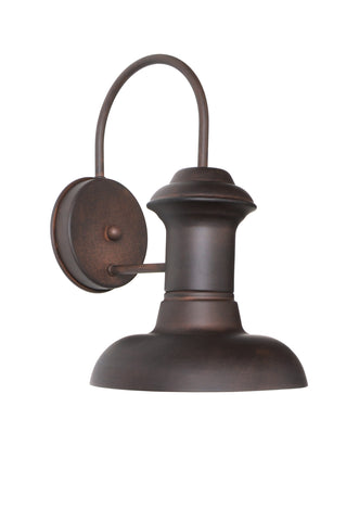 Wharf 1-Light Outdoor Wall Lantern Empire Bronze - C157-35002EB