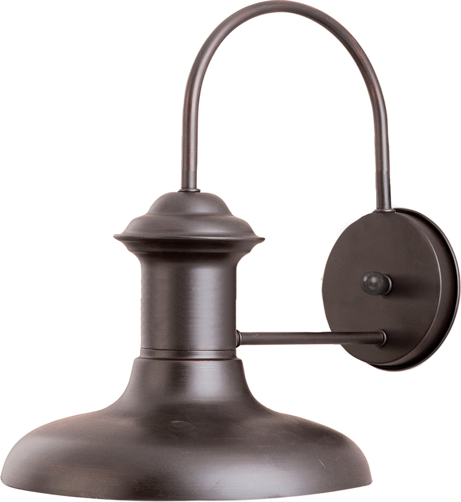 Wharf 1-Light Outdoor Wall Lantern Empire Bronze - C157-35003EB