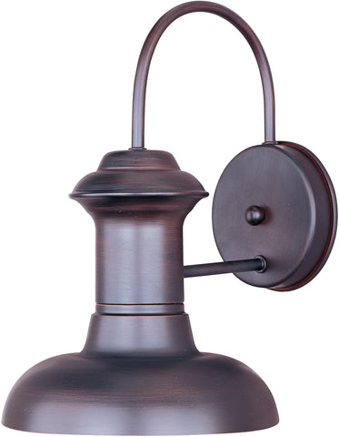 Wharf 1-Light Outdoor Wall Lantern Oriental Bronze - C157-35003OB
