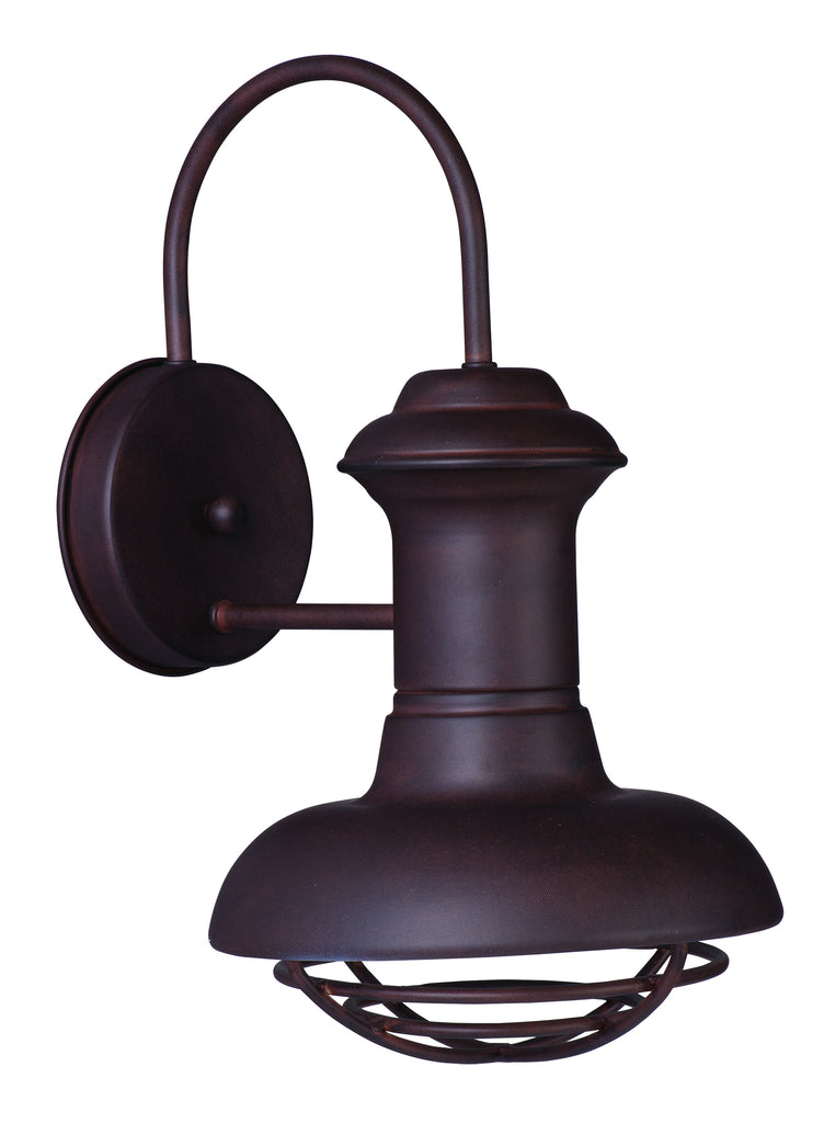 Wharf 1-Light Outdoor Wall Lantern Empire Bronze - C157-35011EB