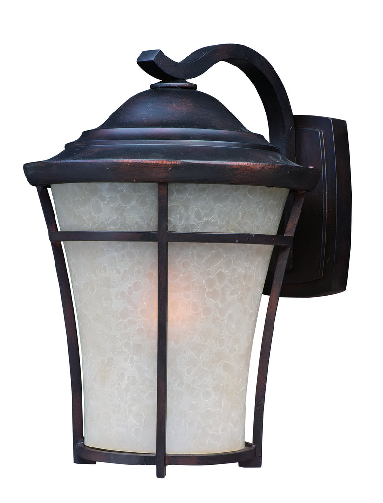 Balboa DC 1-Light Medium Outdoor Wall Copper Oxide - C157-3804LACO