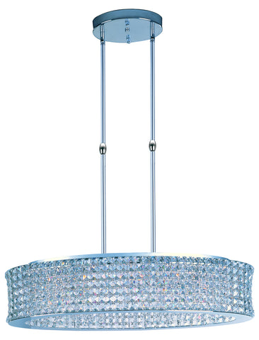 Vision 15-Light Pendant Polished Chrome - C157-39936BCPC