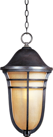 Westport VX 1-Light Outdoor Hanging Lantern Artesian Bronze - C157-40107MCAT