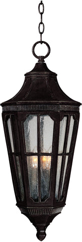 Beacon Hill VX 3-Light Outdoor Hanging Lantern Sienna - C157-40157CDSE