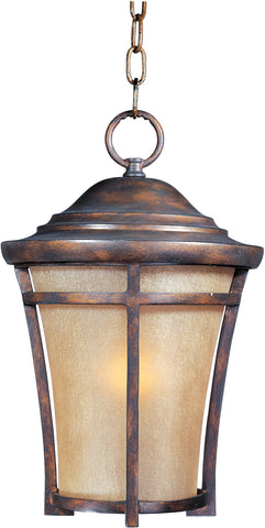 Balboa VX 1-Light Outdoor Hanging Lantern Copper Oxide - C157-40167GFCO