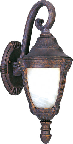 Wakefield Cast 1-Light Outdoor Wall Lantern Empire Bronze - C157-4033MREB
