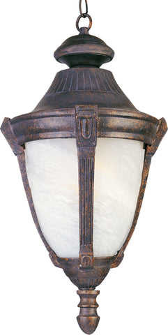 Wakefield Cast 1-Light Outdoor Hanging Lantern Empire Bronze - C157-4038MREB
