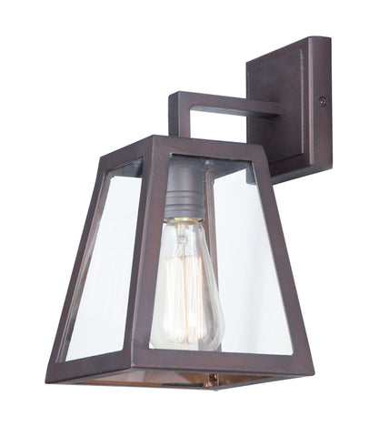 Pasadena 1-Light Outdoor Wall Lantern Oil Rubbed Bronze - C157-4060CLOI