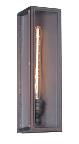 Pasadena 1-Light Outdoor Wall Lantern Oil Rubbed Bronze - C157-4064CLOI