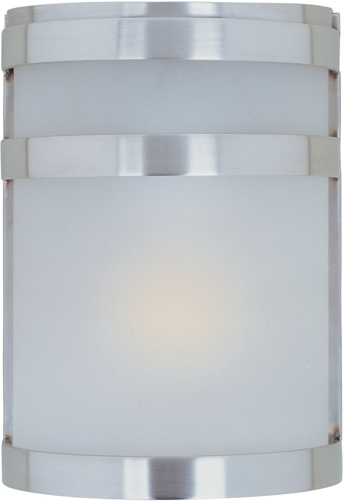 Arc 1-Light Outdoor Wall Lantern Stainless Steel - C157-5000FTSST