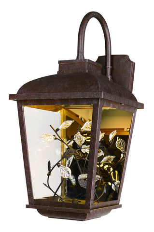 Arbor LED 1-Light Outdoor Wall Lantern Adobe - C157-53504CLAE