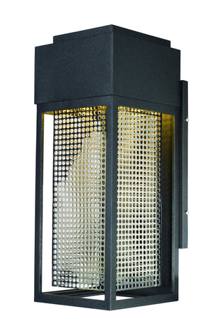 Townhouse LED Outdoor Wall Sconce Galaxy Black / Stainless Steel - C157-53599GBKSST