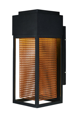 Townhouse LED Outdoor Wall Sconce Galaxy Bronze / Rose Gold - C157-53599GBZRG