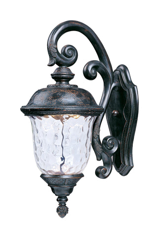 Carriage House LED Outdoor Wall Mount Oriental Bronze - C157-55497WGOB