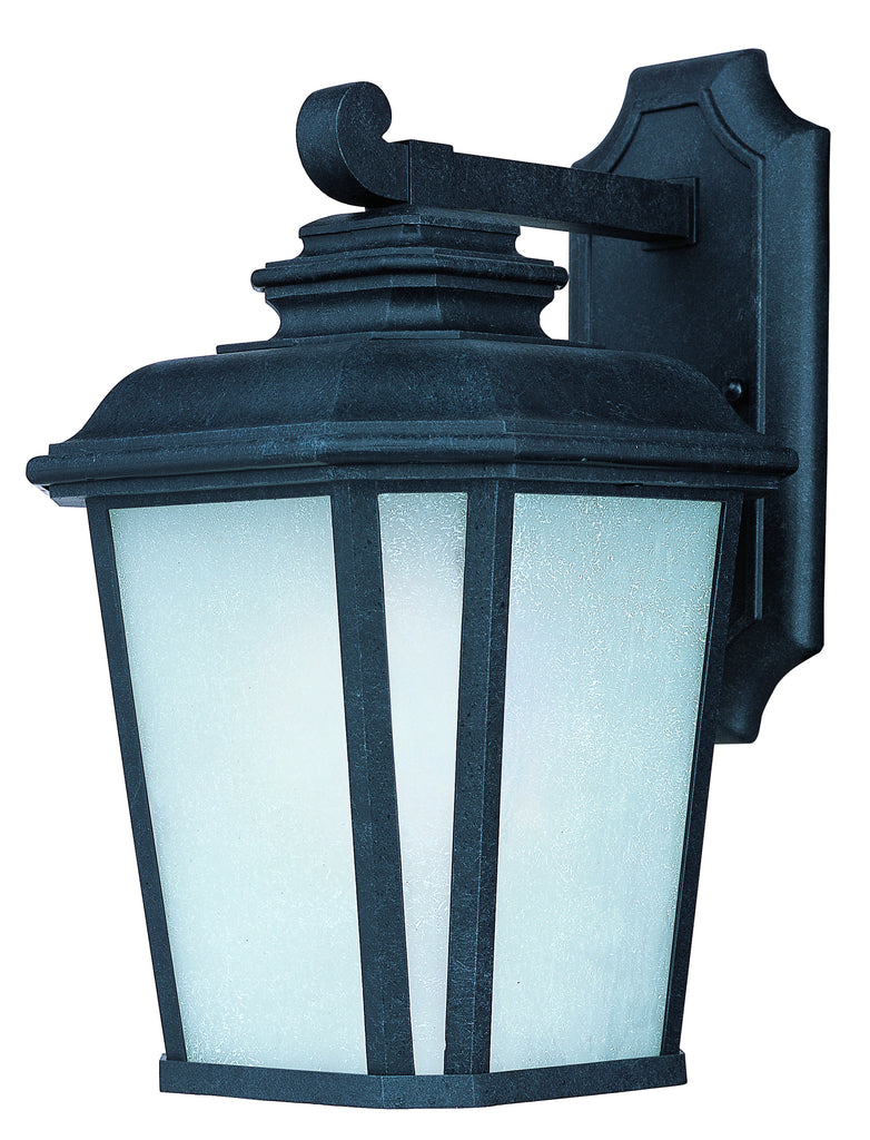 Radcliffe LED 1-Light Small Outdoor Wall Black Oxide - C157-55643WFBO