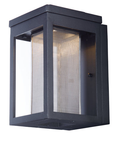 Salon LED 1-Light Outdoor Wall Black - C157-55902MSCBK