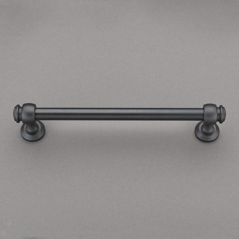 "Louvre Collection 6"" Pull Handle Hardware Bronze Finish Pulls Great for Kitchen or Bathroom Cabinets, Drawers, Dressers, and More! - P100-13/4550"