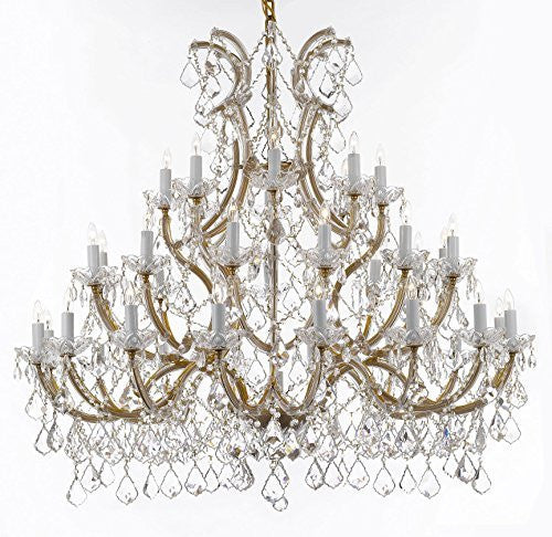 Chandelier Crystal Chandeliers Lighting 52X46 - Gb104-B36/756/36+1