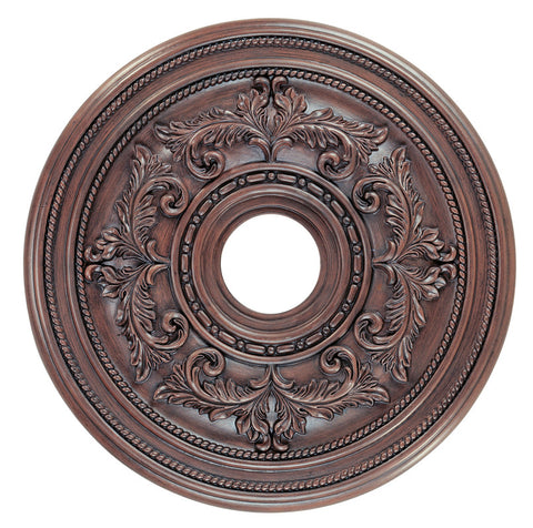 Livex Ceiling Medallions Imperial Bronze Ceiling Medallion - C185-8200-58