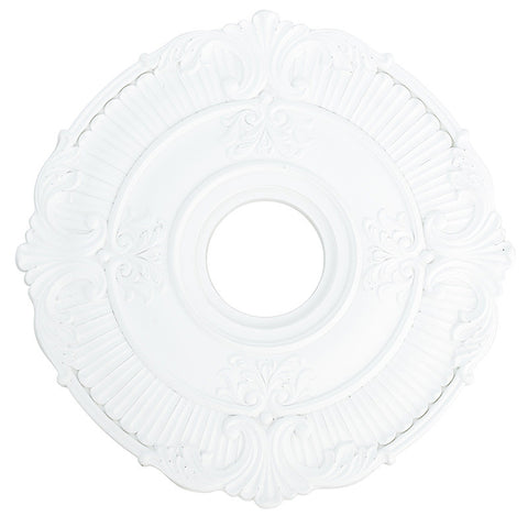 Livex Buckingham White Ceiling Medallion - C185-82030-03