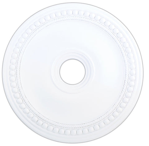 Livex Wingate White Ceiling Medallion - C185-82075-03