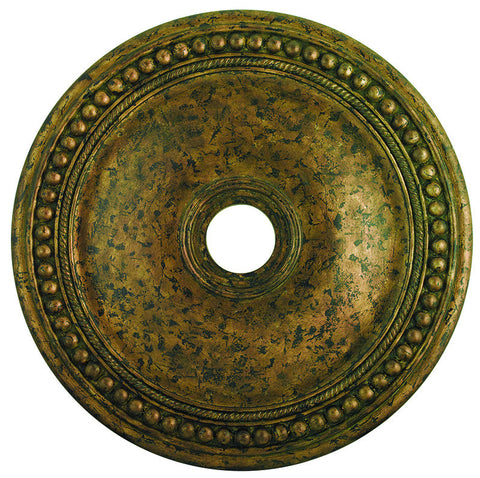 Livex Wingate Venetian Golden Bronze Ceiling Medallion - C185-82076-71