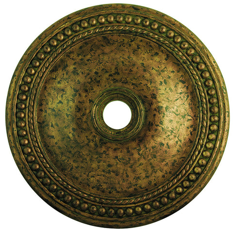 Livex Wingate Venetian Golden Bronze Ceiling Medallion - C185-82077-71