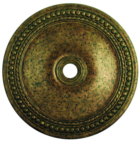 Livex Wingate Venetian Golden Bronze Ceiling Medallion - C185-82078-71