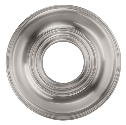 Livex Ceiling Medallions Brushed Nickel Ceiling Medallion - C185-8209-91