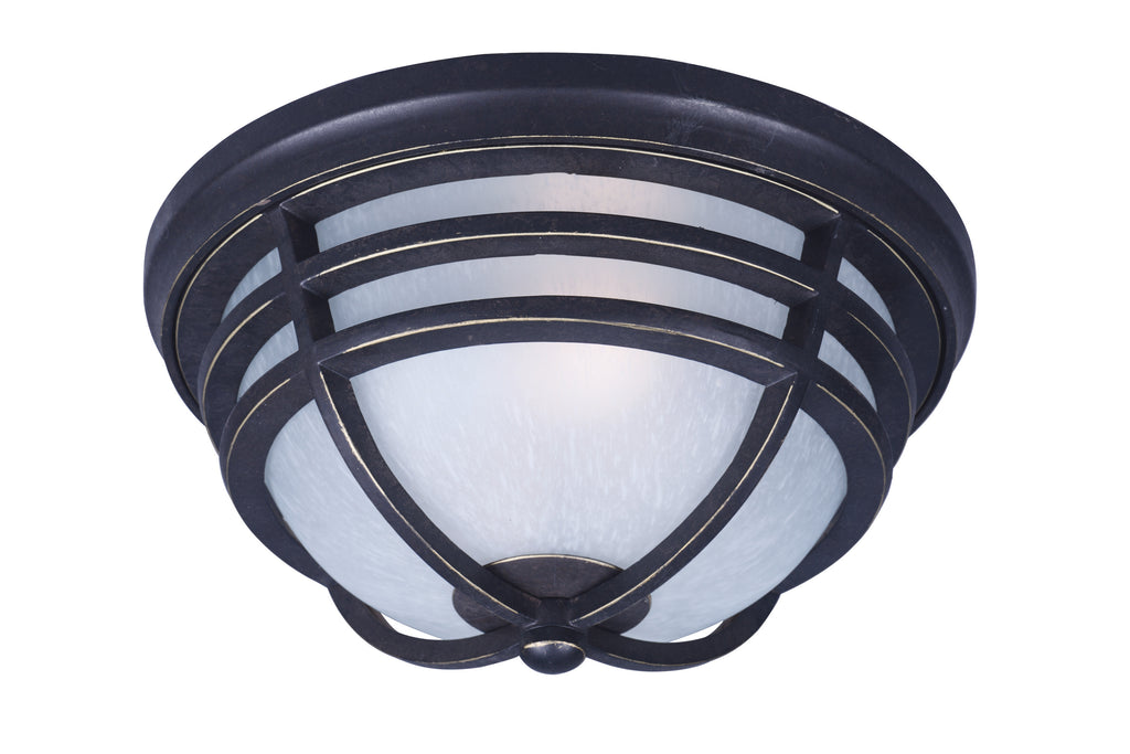 Westport DC EE 1-Light Outdoor Flush Mount Artesian Bronze - C157-84109WPAT