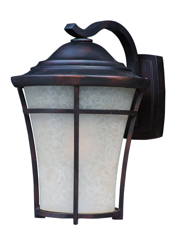 Balboa DC EE 1-Light Medium Outdoor Wall Copper Oxide - C157-85504LACO