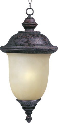 Carriage House EE 1-Light Outdoor Hanging Lantern Oriental Bronze - C157-85527MOOB