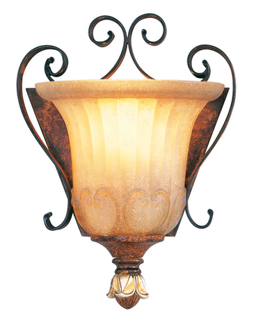 Livex Villa Verona 1 Light VBZ Wall Sconce - C185-8560-63