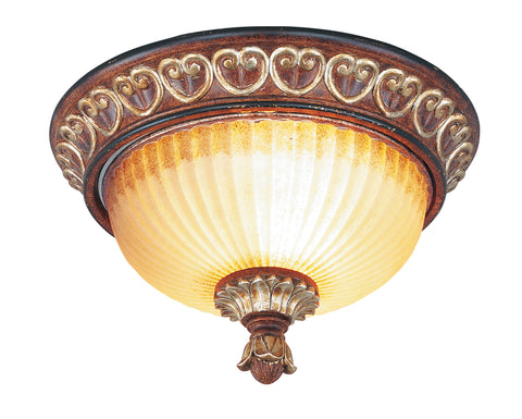 Livex Villa Verona 2 Light VBZ Ceiling Mount - C185-8562-63